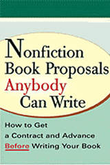 Nonfiction book proposals anybody can write